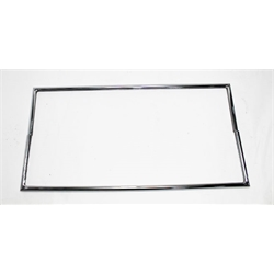 Garage Sale - Square Top T Windshield Frame, 39-5/8 Inches Wide