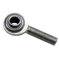Standard Steel Heim Rod End, 3/16 Inch (10-32) LH Male