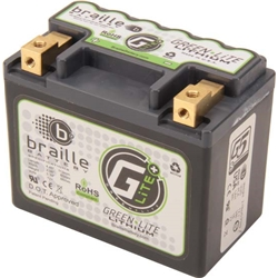 Braille G5S Lithium-Ion Battery, 12 Volt