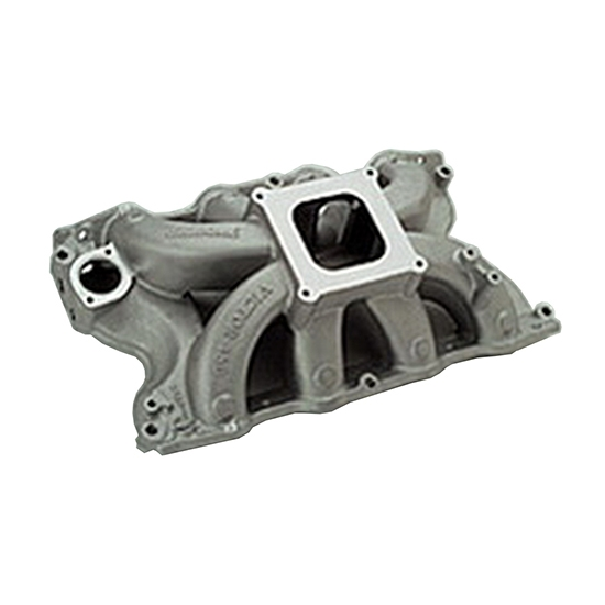 Ford Performance Engine Block 460 Svo Cast Iron: Edelbrock 29661 Victor Intake Manifold, Aluminum, Ford 429