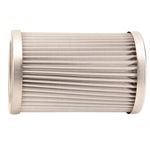 System 1 Filtration Tall Replacement Filter Element 45 Micron for 0-60 Weight Oil