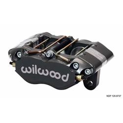Wilwood 120-9736 NDP Dynapro Lug Mount Caliper, 3.50 Inch Mnt 1.75/.81