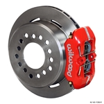 Wilwood 140-11827-R FDL LP Rear Brake Kit, Impala 59-64/Corvette 57-62