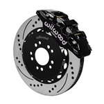 Wilwood 140-13967-D AERO6 Big Brake Front Brake Kit ,14.25 Inch, C7 Corvette 2014-Up