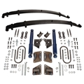 TCI 1949-54 Chevy Car Rear Leaf Spring Kit