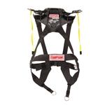 Simpson Racing Hybrid Sport Head/Neck Restraint, Sliding Tether Version