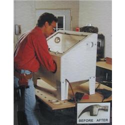 Garage Sale - Bead Blast Cabinet w/Gun