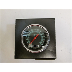 Garage Sale - Classic Instruments G/Stock Series 140 MPH Speedometer