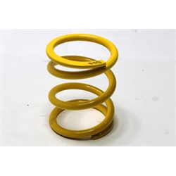 Garage Sale - AFCO Yellow 2-5/8 I.D. Coil-Over Spring, 4 Inch, 300 Rate