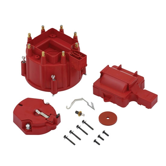 Accel 8141R HEI Corrected Cap Distributor Cap and Rotor Kit
