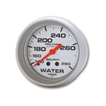 Auto Meter 4431 Ultra-Lite Mechanical Water Temperature Gauge, 2-5/8