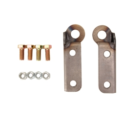 Heidts SB-010 Sway Bar Brackets for Stock Type Mustang II Control Arms