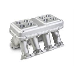 Holley 300-112 Carbureted Hi-Ram Intake, 2 x 4500