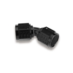 Earls AT939206ERL  45 Degree -6 AN Female to Female Swivel Adapter