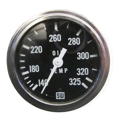 Garage Sale - Stewart Warner 82410-60 Oil Temp Gauge