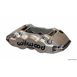 Wilwood 120-11663-RSN W6A Radial Rear Mount RH Caliper, Black