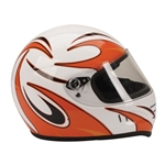 Speedway Changeable Helmet Graphics, Downforce