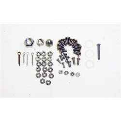 Pedal Car Parts, Steelcraft Pursuit Plane Hardware Kit
