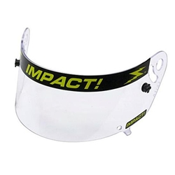 Garage Sale - Impact Racing Clear Shield - Fits Vapor & Charger Helmets