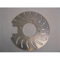 Garage Sale - Brake Brackets For 715-4050 Wire Wheel Brake Kit For Ford SpindlesY