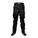 Garage Sale - Bell Pro Drive II Single Layer Pants Only, Black, Size M