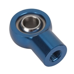 AFCO 1007S Non-Adjustable Rod End - Smooth Aluminum 16 Series