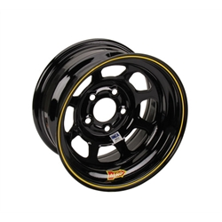 AERO 52 Series IMCA Certified Race Wheel, 5 on 5 Inch Bolt Pattern