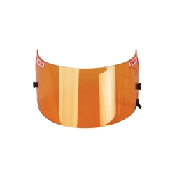 Simpson 1012-12 Shield for Shark & Vudo SA10 Helmet, Amber Shield