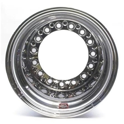 Weld Racing Wide 5 XL 15 x 14 Wheel, Non Beadlock, 4 Inch Backspace