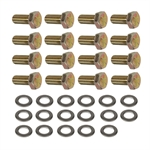 Weld Racing P613-7040 Wheel Center Bolt Kit, 5/16-24 x 3/4 Inch