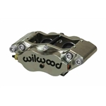 Wilwood 120-13406-N BN Dynalite Radial Mount Caliper, Nickel, .81 Disc