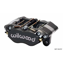 Wilwood 120-9726 NDP Dynapro Lug Mount Caliper, 3.50 Inch Mnt 1.38/.38