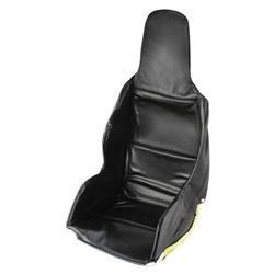 Garage Sale - Garage Sale - Black Vinyl Upholstery for Kevlar High Back Seat