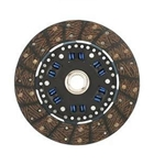 Flathead 9 In Clutch Disc, 1-1/8 In 26-Spline, GM, T-5 Transmission
