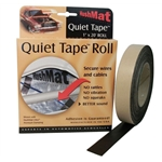 HushMat 30300 Quiet Tape, 1 Inch x 20 Ft. Roll