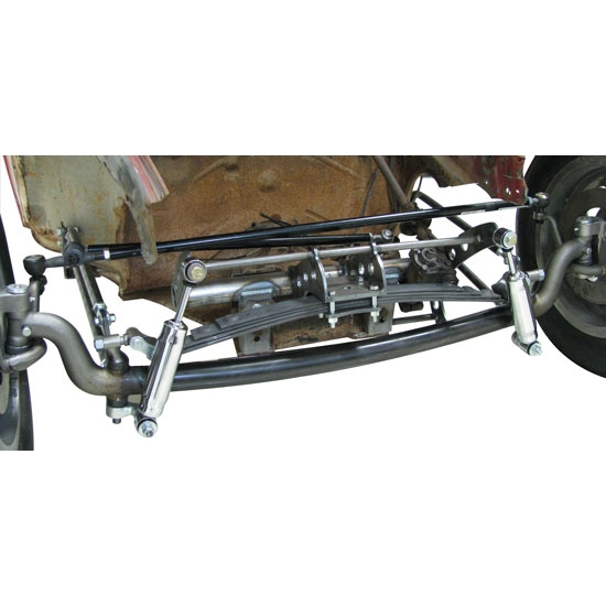 SoCaLook VW Front Tube Axle Kit