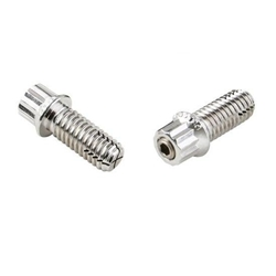Garage Sale - Percys Splitlock Header Bolts - Stainless Steel, 3/8 x 1, Set/12