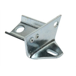 Patriot Exhaust H7609 Power Steering Pump Bracket for Mustang Headers