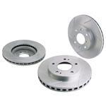 Garage Sale - Acura Integra Power Slot Brake Rotors, Rear
