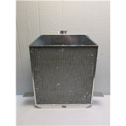 Garage Sale - AFCO 1939-40 Deluxe, 1940-41 Ford Truck Aluminum Radiator, Chevy Engine