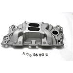 Garage Sale - Power+Plus Typhoon Small Block Chevy 1957-95 Intake Manifold, Plain Finish