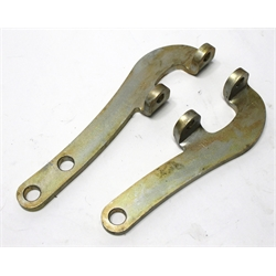 Garage Sale - Chevy Flat Plate Steering Arms, Plain