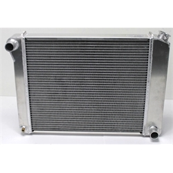 "Garage Sale - AFCO Direct Fit 1968-74 Nova Radiator, 20-3/8"" Core, No Trans Cooler"