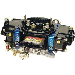 Willys Carbs WCD64001 HP Series Alcohol 4 Barrel Carburetor, 750 Base