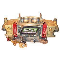 Willys Carbs WCD50127-E85 GM 604 Crate Motor 4 Barrel Carburetor, E85