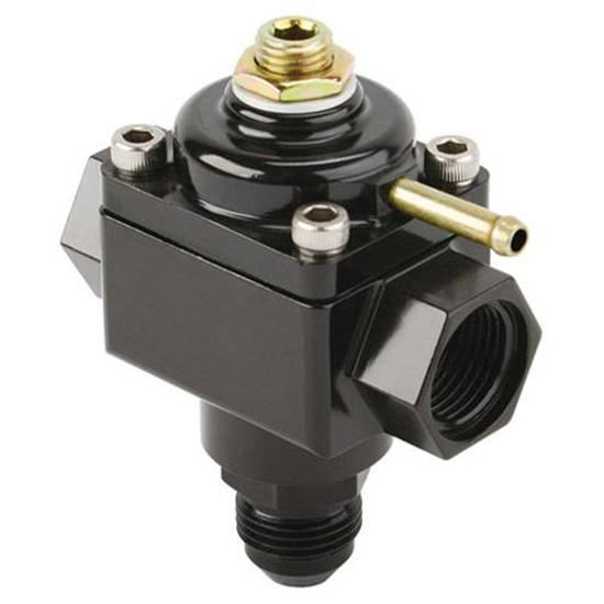 Willys Carbs WCD892 Gasoline Fuel Pressure Regulator