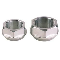 Aluminum Midget 36-Spline Axle Nut