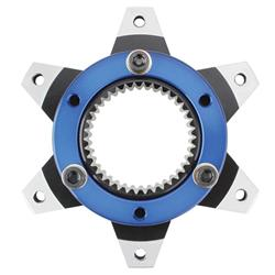 Midget Inboard Brake Hub - 6 x 5-1/2 Inch, Internal 38-Spline