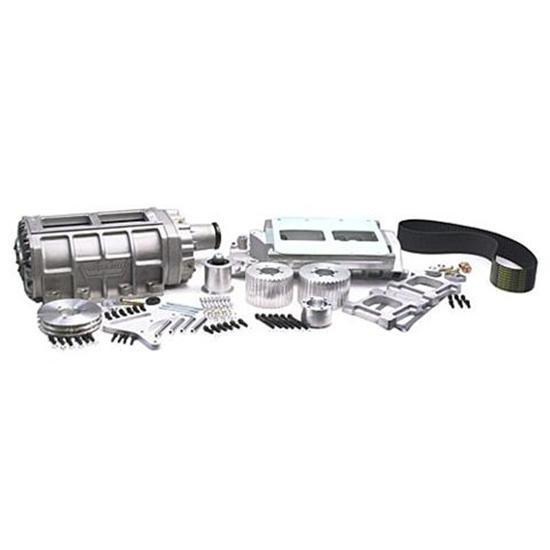 Big Blower Supercharger: Weiand 396-502 B/B Chevy 6-71 Supercharger Blower Kit