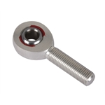 Rod End Supply AM 6-7 Aluminum Heim Rod End, 7/16-20 RH Male, 3/8 Inch